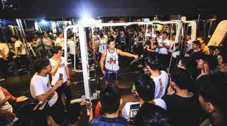 福建健身教练培训公司