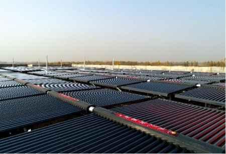 山东太阳能热水系统工程