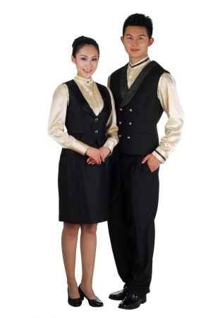 酒店西餐制服