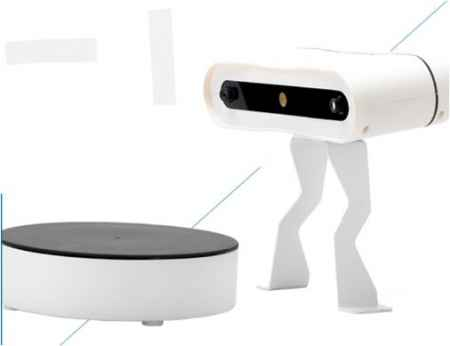 桌面级三维扫描仪
