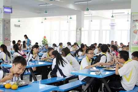 桂林食堂托管