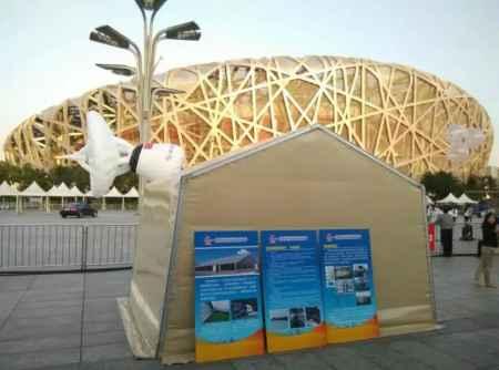 会展专用移动篷房制造