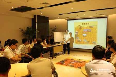 河南郑州沙盘课程培训