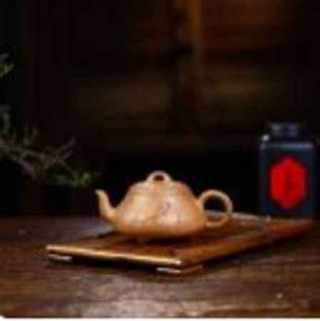 上海亿人茗器《汉棠石瓢》紫砂壶批发